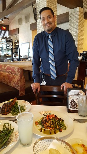 Bravo! Cucina Italiana (Grand Rapids, MI) Manager Manny. From #CelebrateBravo: Happy Birthday, Bravo! Cucina Italiana