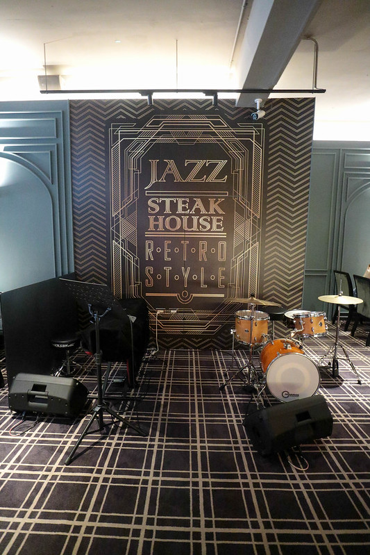 2017.08The Jazz爵士牛排館