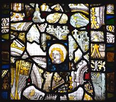 fragments: St Peter's keys, head, etc