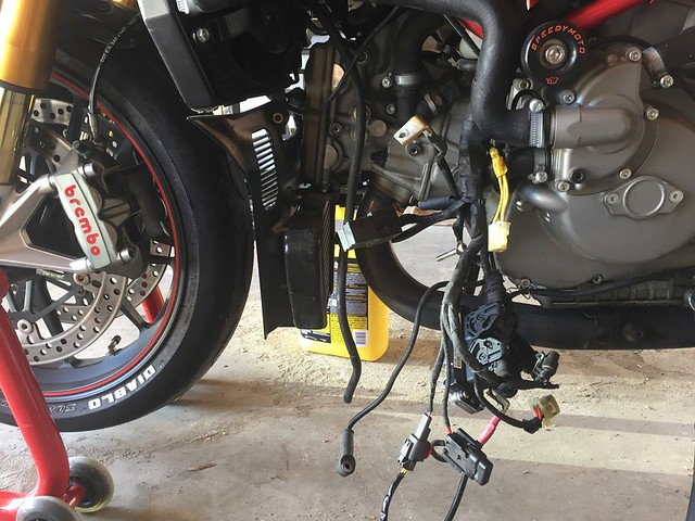 Electrical issues? Upgrade your 1X98/848 Voltage Regulator  - ducati