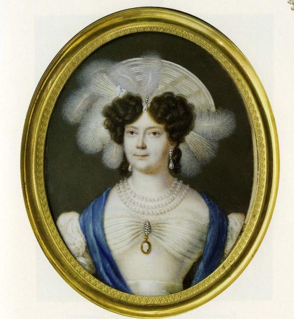 Мария Федоровна.К. Кроноветтер, 1820ы