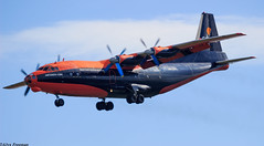 UR-CKL - Antonov An-12 - Cavok Air