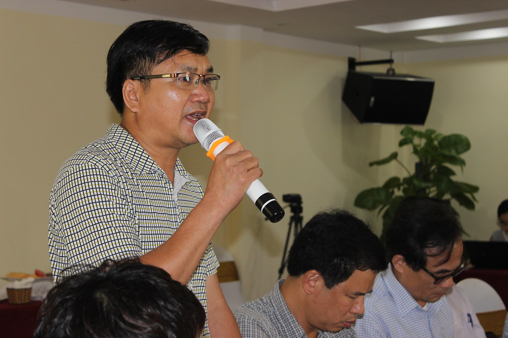 Policy dialogue on pig value chain in Nghe An Province