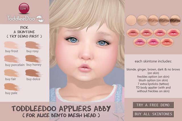 TD Abby Skin