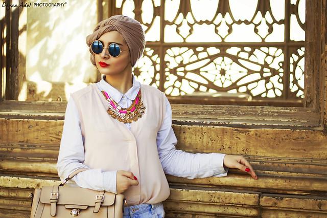 Hijab Fashion ll, Nikon D3200, AF-S Nikkor 50mm f/1.8G