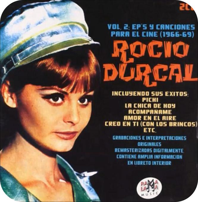 Rocío Dúrcal en los cines de Cartagena