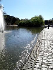 Parque Centenario Buenos Aires Argentina