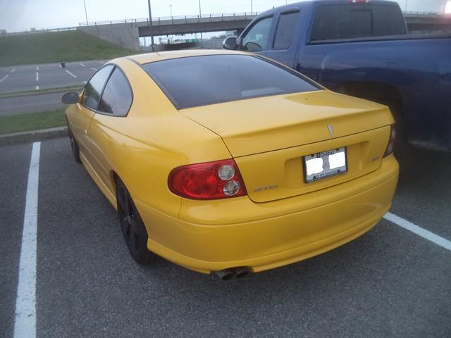 2004 Pontiac GTO 2, Sony DSC-W710