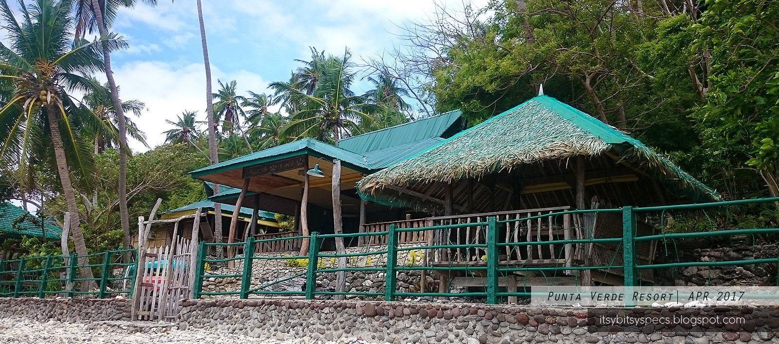 Punta Verde Dive Resort 2017