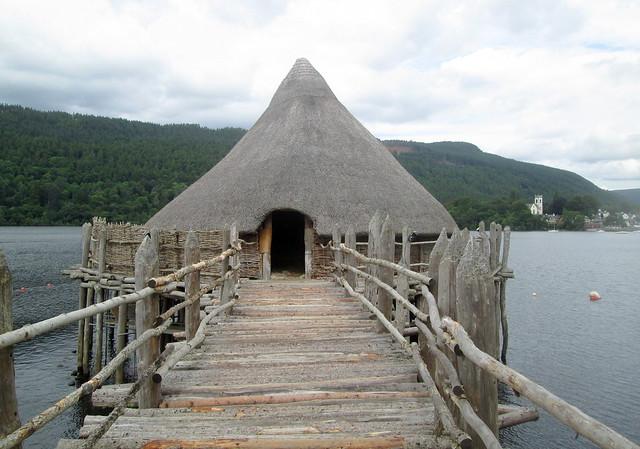 Loch Tay Crannog
