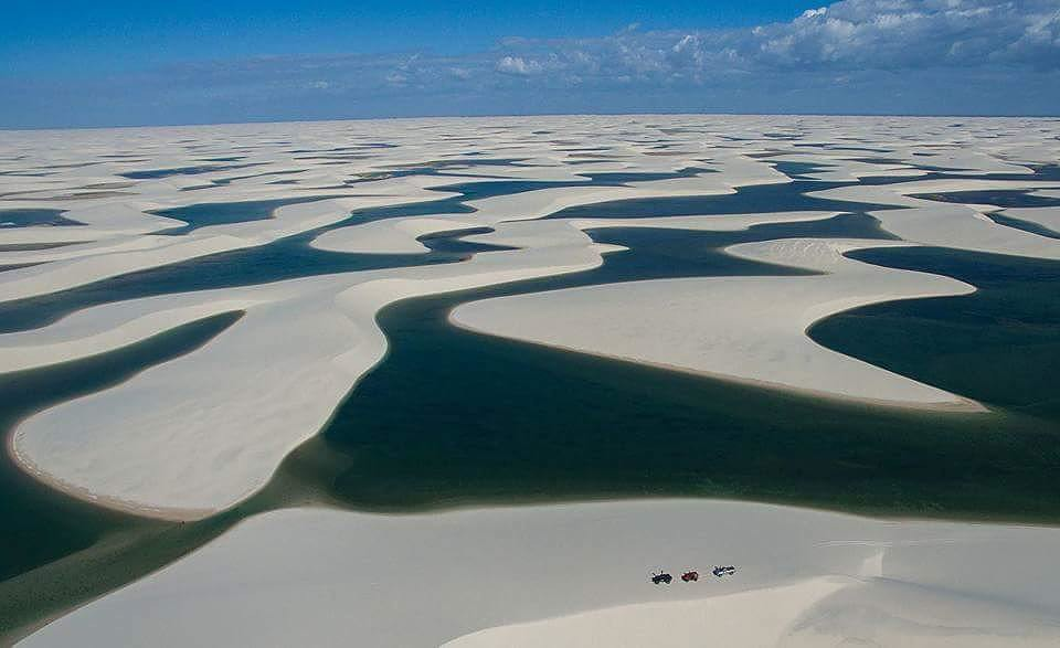 lencois maranhenses brazilecotour | Travel agency in Brazil … | Flickr