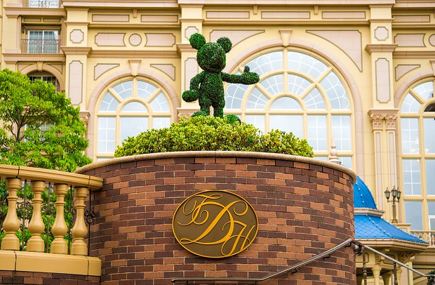 170915 東京ディズニーランドホテルのタレットルーム宿泊記。ディズニー直営ホテルの魅力とは