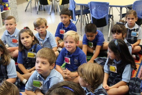 2017 Back to School at Mother Teresa of Calcutta Catholic School