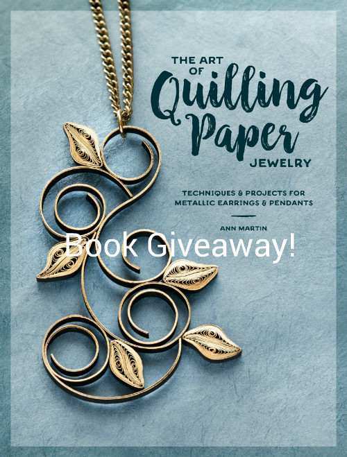 The Art of Quilling Paper Jewelry cover
