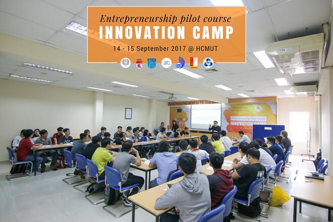 ICTentr Project | Innovation Camp - Entrepreneurship Pilot Course