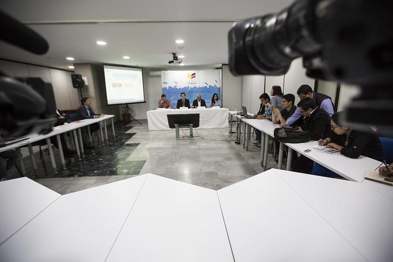 Rueda de prensa_Programa Nacional de nueva infraestructura Educativa y Mantenimiento