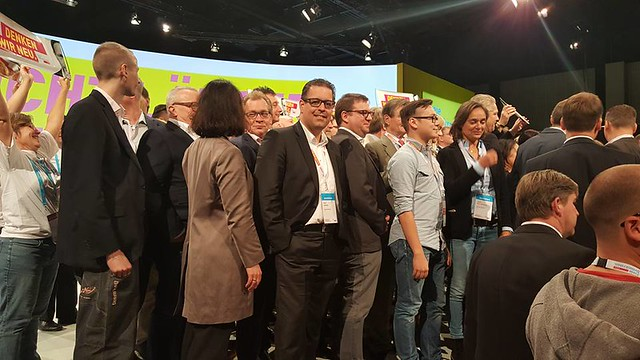 FDP-Sonderparteitag in Berlin am 17. September 2017