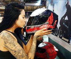 HJC Marvel Spiderman