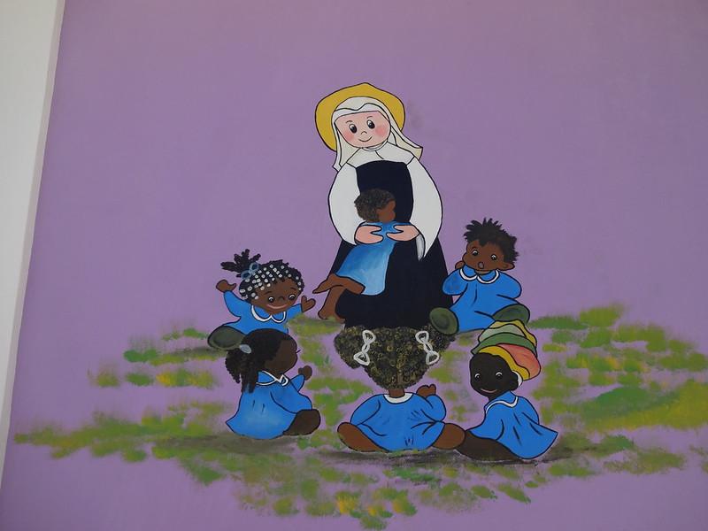 École Maternelle MARIE POUSSEPIN - Haití - 1