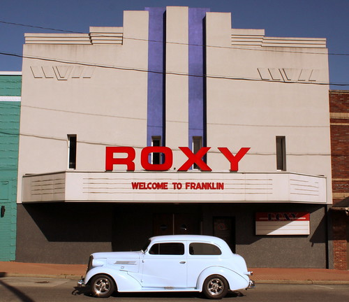Roxy Theater - Franklin, KY
