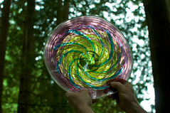 Molten Spirit Glass