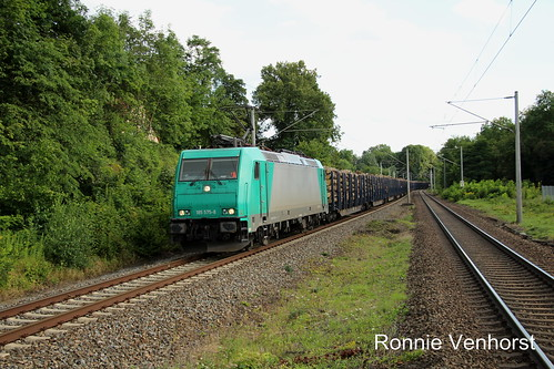 E-loc 185 575(Bad Sulza 4-8-2017)