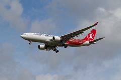 TC-JIZ Airbus A330-200 Turkish Airlines