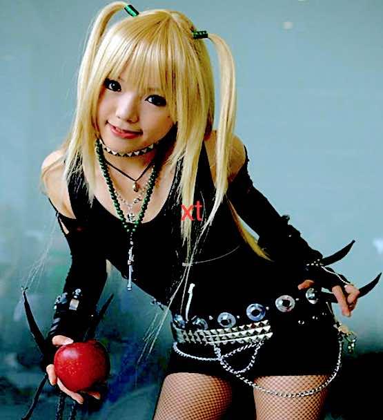 cosplay Misa Amane