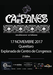 Caifanes en Querétaro 2017