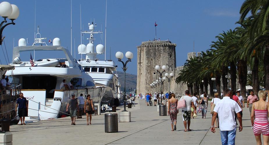 Bezienswaardigheden in Trogir, Kroatië | Mooistestedentrips.nl