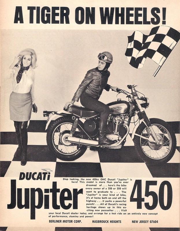 Ducati Jupiter 450