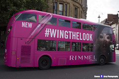 Wrightbus NRM NBFL - LTZ 1159 - LT159 - Rimmel - Hammersmith 9 - RATP Group - London 2017 - Steven Gray - IMG_8406