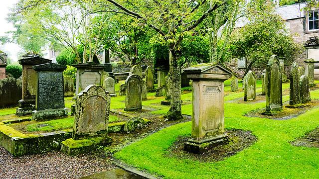 Brechin Cathedral Graveyard