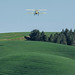 Duster over Rolling Wheat