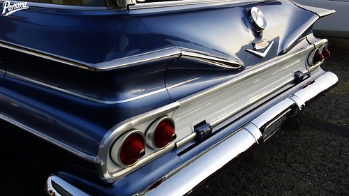 Chevy Parkwood Taillights