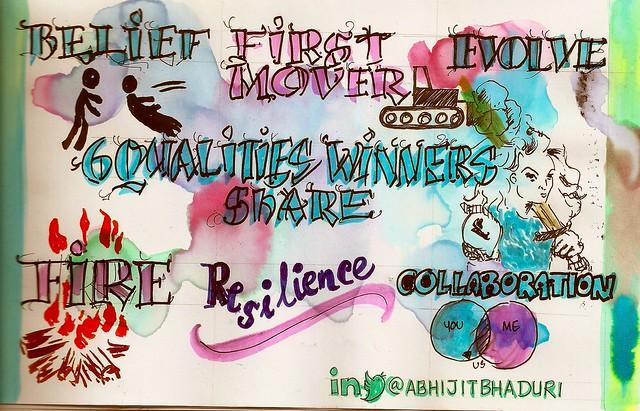 6 Qualities of a Winner