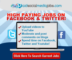 Find hundreds of easy social media jobs / http://paidsocia… | Flickr
