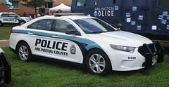 Arlington County Police Department 2014 Ford Police Interceptor Sedan