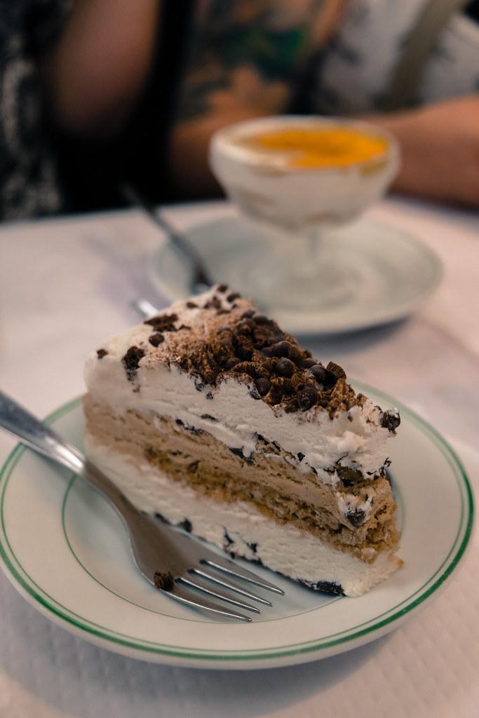 Dessert in Sintra