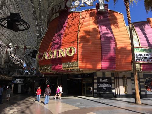 Fremont Casino @ Las Vegas 08.2017
