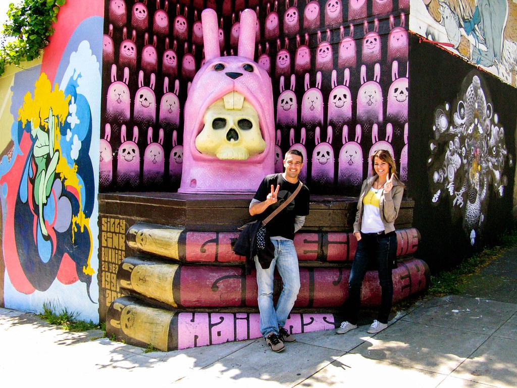 Murales en San Francisco