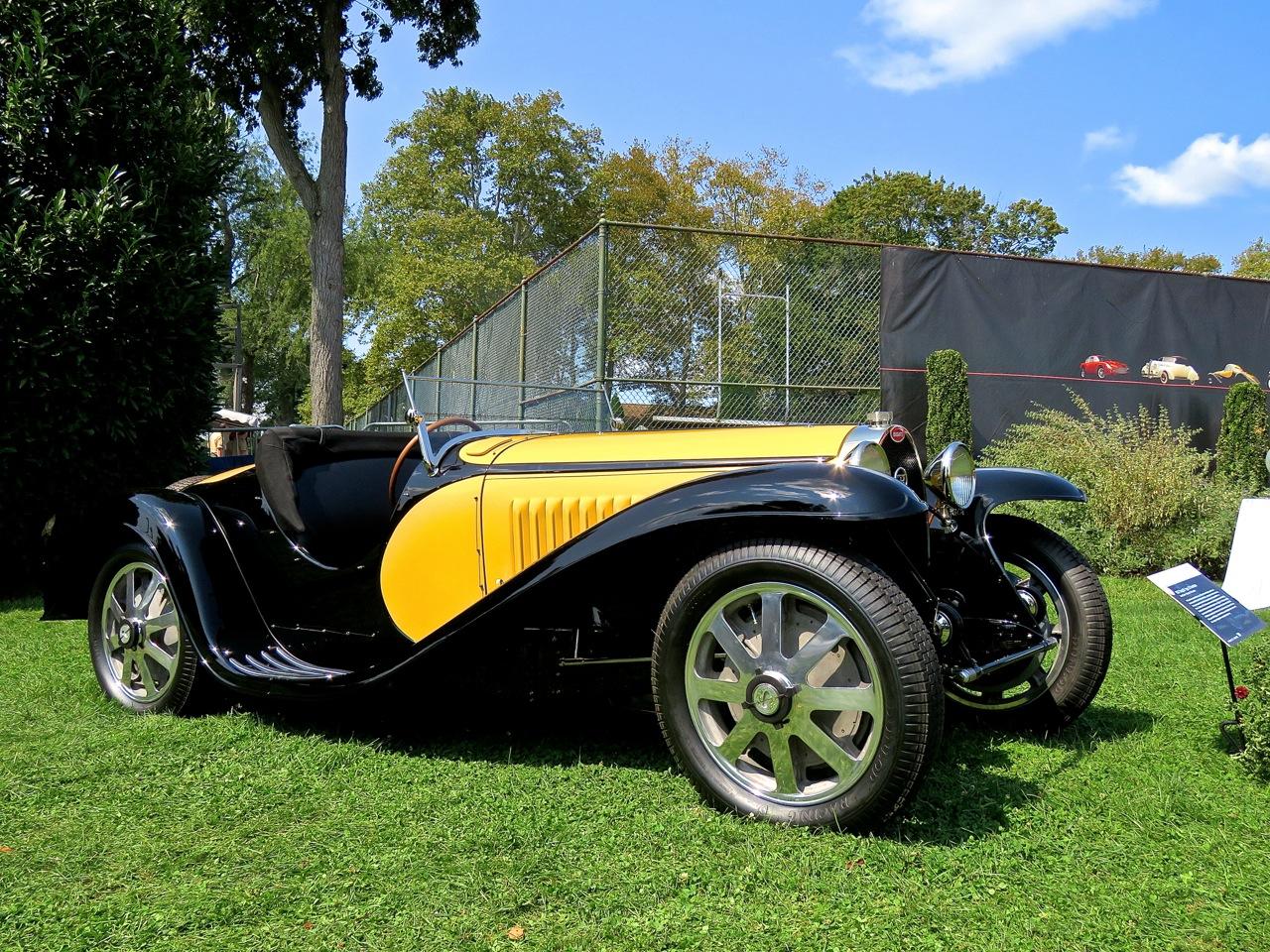 Bugatti Type 55 Radnor Hunt 4