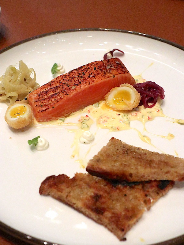 Hot-Smoked Balik Salmon