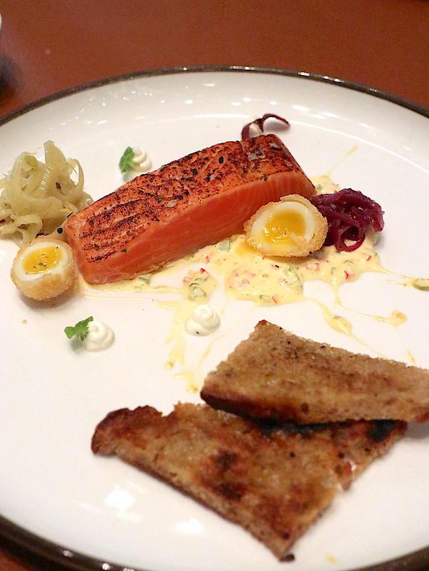 Hot-Smoked Balik Salmon