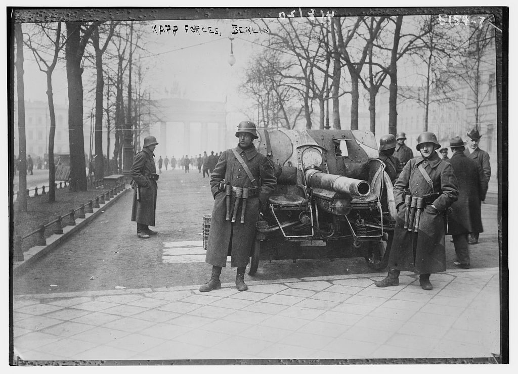 Kapp Forces, Berlin (LOC)