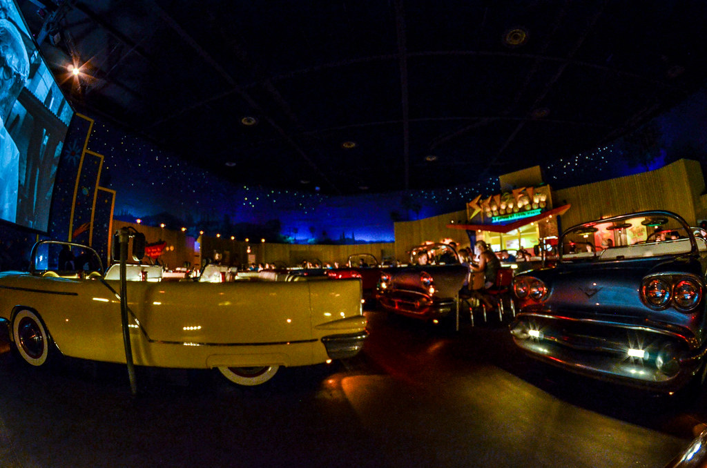 Sci fi seating DHS