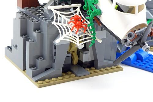 LEGO City Jungle 60161 Jungle Exploration Site 93