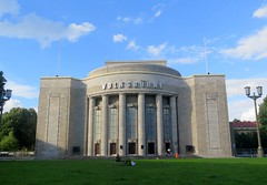 "The ""Volksbühne"" (People's Theatre) in Berlin"