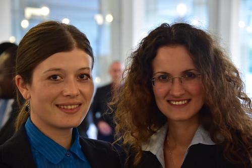PASS 17-15 Participants Visit with the Garmisch-Partenkirchen Mayor