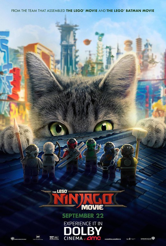 Plakat The LEGO Ninjago Movie - Meowthra